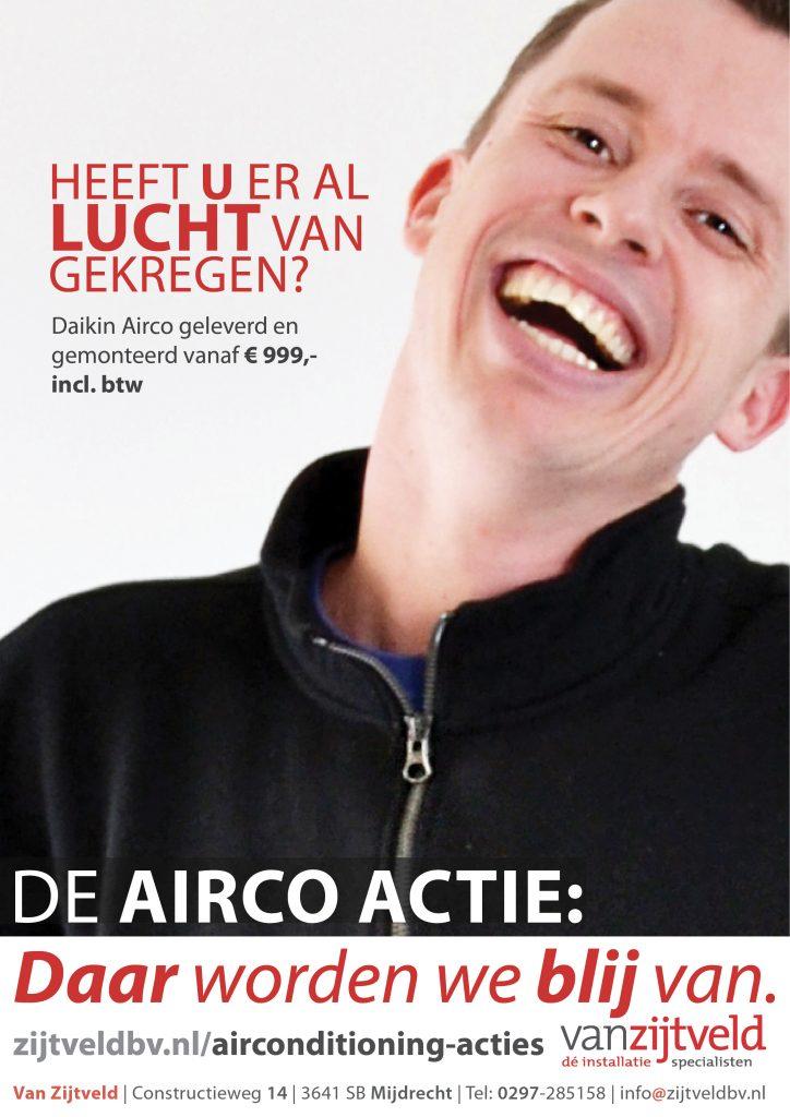 Airconditioning Wilnis | Van Zijtveld bv is de specialist
